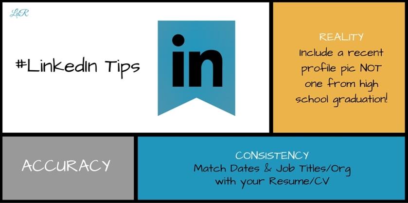 #LinkedIn Tips